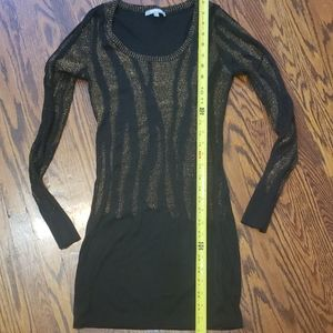 🌷2 for $30🌷 WOW COUTURE sweater/dress M